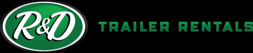 R&D Trailers logo